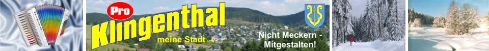 pro Klingenthal – meine Stadt e.V. | Nicht Meckern – Mitgestalten!